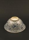 C13-4 Minyao ware bowl & spoon