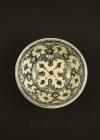 C13-6 Minyao ware bowl & spoon