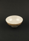 C15-4 Red green decorated bowls