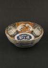C17-3 Imari rice bowl set