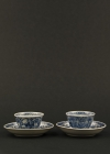 C29-7 Miniature cup & saucer set