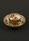 C36-1 Imari miniature cup & saucer