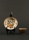 C36-2 Imari miniature cup & saucer