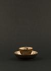 C36-5 Imari miniature cup & saucer