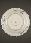 C40-5 Buddhist decor export plate